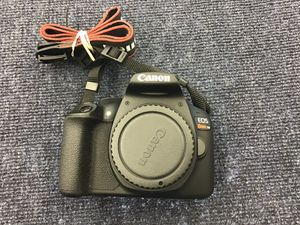 Canon EOS Rebel T6 Bundle for Sale in Fort Worth, TX