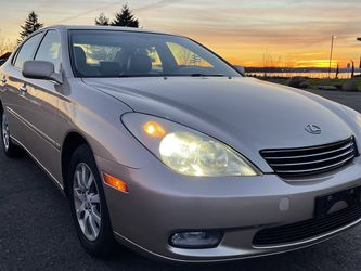 2002 Lexus ES 300 Low Miles Leather Seats Sunroof for Sale in Camas,  WA