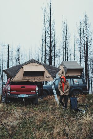 CVT rooftop tent for Sale in Portland, OR