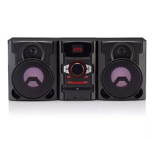 Blackweb BWD19AAA06 100-Watt Bluetooth CD Stereo System for Sale in Orlando, FL