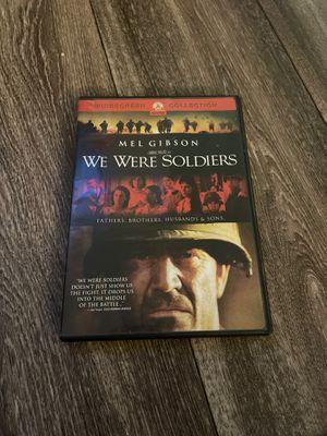 We Were Soldiers for Sale in Marietta, GA