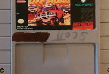 SNES Super Off Road for Sale in Las Vegas,  NV