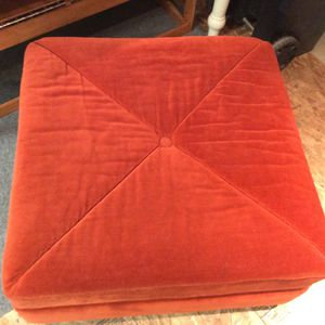 Ottoman With Storage for Sale in Seattle, WA