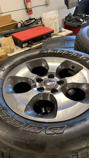 2018 Jeep Wrangler wheels for Sale in Ocoee, FL