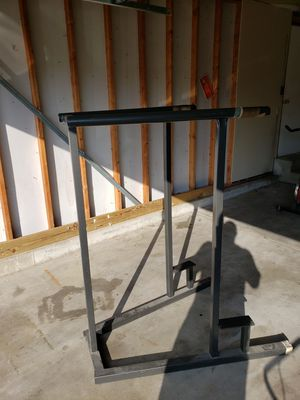 Work out dip bar for Sale in Wichita, KS