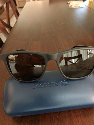 Brand new Lacoste polarized sunglasses for Sale in Riverside, CA