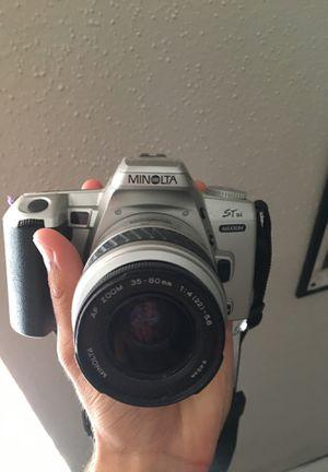 Minolta Maxxum film camera for Sale in Tampa, FL