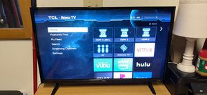 TCL roku tv for Sale in Fort Hood, TX