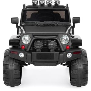 🎉!!BRAND NEW 12V REMOTE CONTROL Electric Big Kid Ride On Car Power Wheels JEEP with Built in Music USB MP3 and TF card for Sale in Whittier, CA