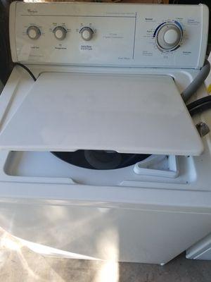 Whirlpool Washer/Dryer set for Sale in Oak Point, TX