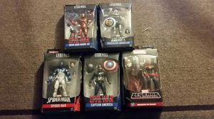 Marvel legends for Sale in Phoenix, AZ