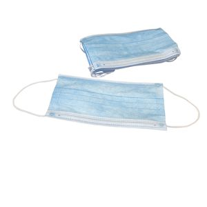 10 Each - Disposable Face Masks, Ear Loop Style, 3-ply for Sale in Seattle, WA