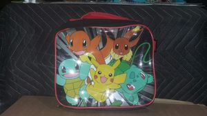 Pokemon lunch bag for Sale in Portland, OR