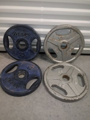 Set of 35 set of 25 120 lbs $225 for Sale in Washington, DC