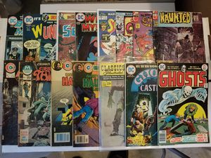 16 Bronze Age Horror Comics in Solid Condition! 1970s for Sale in Cuyahoga Falls, OH