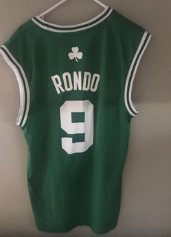 Celtics #9 rondo jersey for Sale in Fontana,  CA