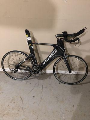 Tri Bike Specialized Comp Carbon fiber for Sale in Murfreesboro, TN