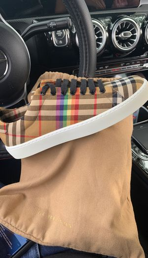 Burberry Sneakers for Sale in San Diego, CA