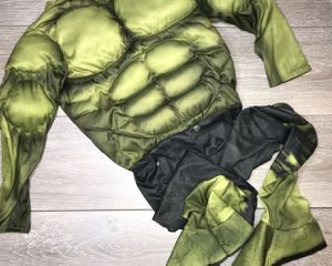 Justice League HULK Halloween Costume Medium Kids NO MASK $7 (PP) for Sale in Paramount, CA