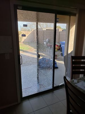 Glass sliding doors and windows for Sale in Glendale, AZ