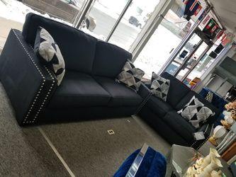New Black Ashley Sofa And Loveseat for Sale in Philadelphia,  PA