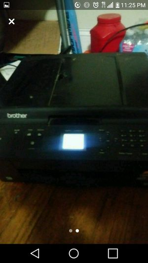 Printer/fax machine for Sale in Newark, NJ
