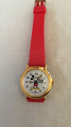 Disney Mickey Mouse *LIMITED EDITION * watch for Sale in Los Angeles, CA