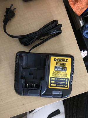 New Dewalt charger for Sale in Thornton, CO