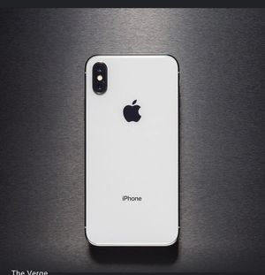iPhone X for Sale in Spring Valley, NY