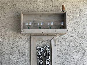 Wooden/Rustic floating shelves! for Sale in Las Vegas, NV