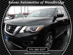 2018 Nissan Pathfinder for Sale in Woodbridge, VA