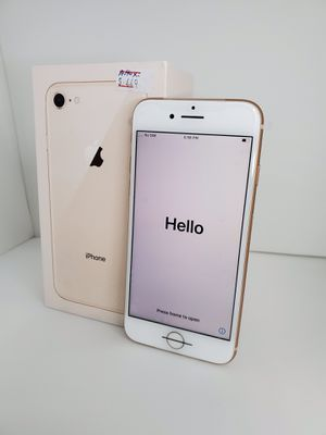 iPhone 8 new unlocked for Sale in Queens, NY