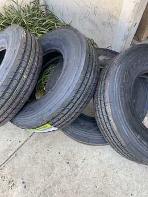 4x ST trailer tires 235x80-16 $555 no bargaining price firm for Sale in Fontana, CA