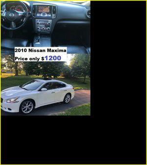 ֆ12OO_2010 Nissan Maxima for Sale in Seattle, WA