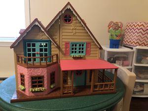 Lil woodzeez cozy cottage & happy camper set for Sale in Nanticoke, PA