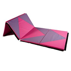 Brand New Folding 4x8 Exercise Gymnastics Yoga Gym Mat Mats for Sale in Walnut, CA