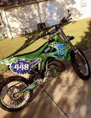 02 kx250 for Sale in Durham, NC