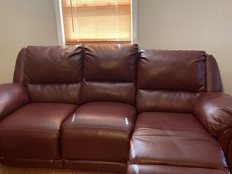 Comfortable Recliner Couch and Recliner for Sale in Austell,  GA