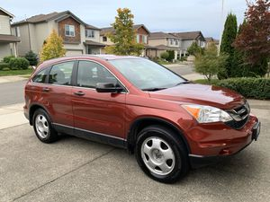 2010 Honda CRV for Sale in Auburn, WA
