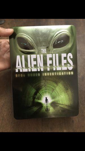5 dvd alien files for Sale in Miramar, FL
