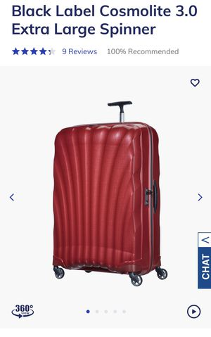 Samsonite 3.0 Extra Large spinner Suitcase for Sale in Rancho Santa Fe, CA