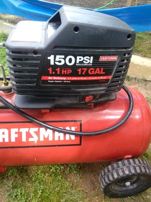 air compressor for Sale in Aspen Hill, MD