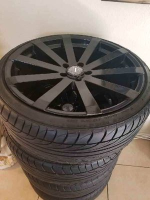 Rims for sale for Sale in Montclair, CA