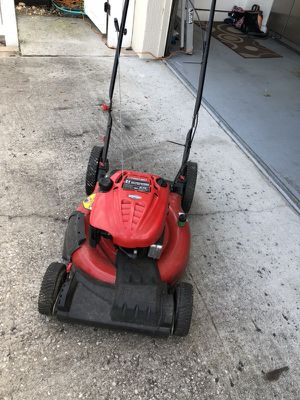 Troy build self propelled lawn mower for Sale in Belle Isle, FL