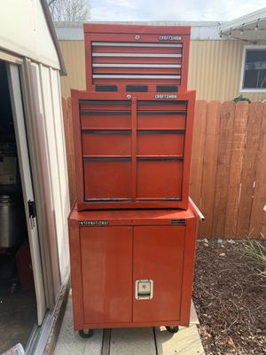 Craftsman Tool box for Sale in Rancho Cucamonga, CA