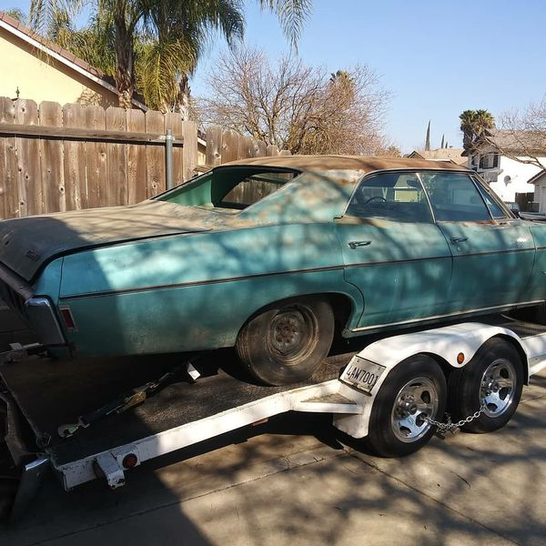 68 Impala 4 Door Hard Top (Parting Out)