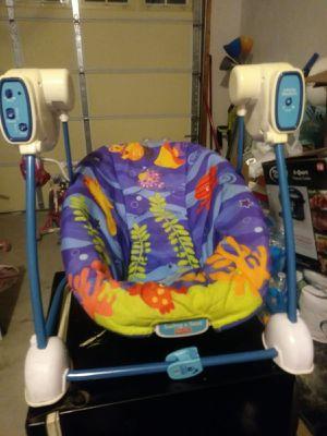 Infant swing. Normal wear for Sale in Norfolk, VA