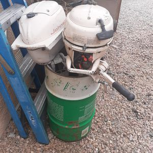 Johnson 3hp for Sale in LOS RNCHS ABQ, NM