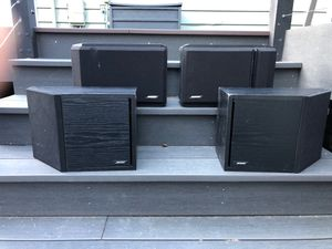 Bose Speakers for Sale in Seattle, WA