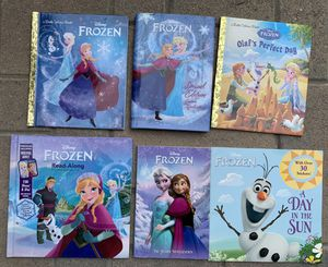 6 Frozen Books for Sale in Los Angeles, CA